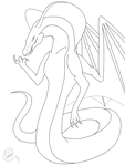 Cobron Lineart by Endless-hunter