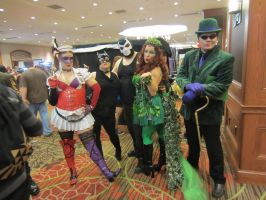 A-Kon 23 - DC Comics by Soynuts