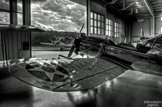 Ryan PT-22 Recruit - Virginia Aviation Museum by Bulephotography
