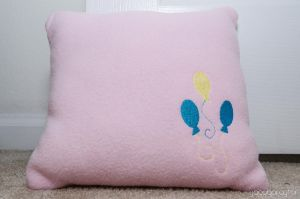 Pinkie Pie Pillow by poniesNpillows