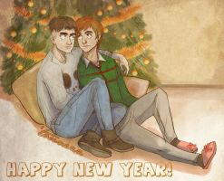 New Year's Eve by Kvelde