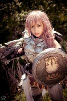FFXIII-2 - Lightning by LiquidCocaine-Photos
