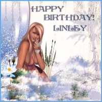HAPPY BIRTHDAY LINELY 2012 by im1happy