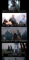 Roose Bolton Meme by Outpost-Concord