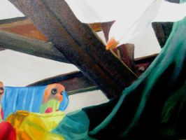 Kites in the Rafters by rockafellow