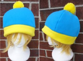 Cartman South Park Hat by akiseo