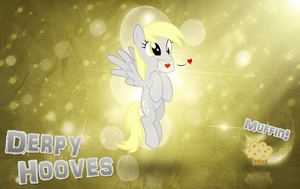 Derpy Hooves Wallpaper by MLArtSpecter