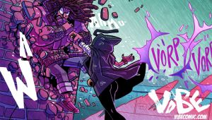 VIBE 122 is up by SoulKarl