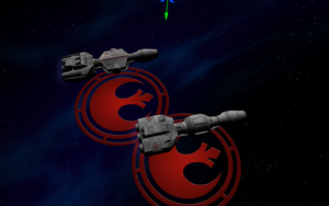 Rebel Corellian DP Series Corvettes 04 by Majestic-MSFC