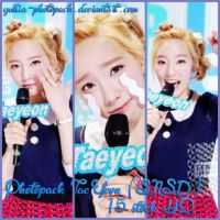 [ Photopack Kpop ] TaeYeon (SNSD) - By:Yullia by Yullia-Photopack