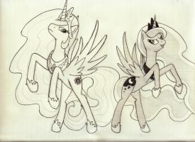 Power of Princesses by Silverweed91