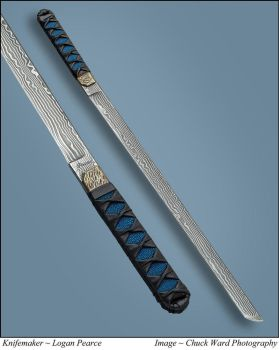 Tenkai Sword by Logan-Pearce