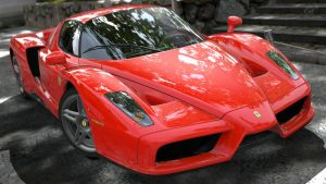 Ferrari Enzo 1 by HappyLuy