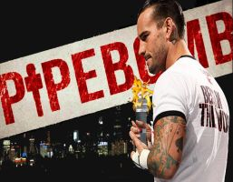 CM Punk's Pipebomb by IGMAN51