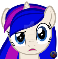 MLP Me - BlueRay Huh? o.O by MLPBlueRay
