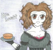 Nellie Lovett by AngelQueen13