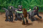 How to Train Your Dinosaur by JMKohrs