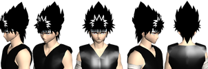 hiei upadate reference by GAME-ART-EDITED-ART