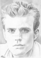 Paul Wesley - completed !!! by katolinka