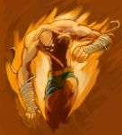 The Emperor of Muay Thai by scrotumnose