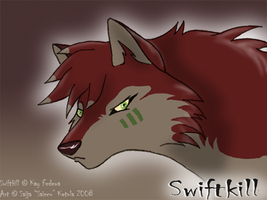 Swiftkill .:fanart for Kay:. by Saissu