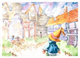 FFIX - Into Alexandria by KeeLe
