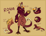 Rona - ref by red-anteater