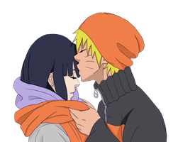 Naruto Shares his Warmth Render by CasualColors