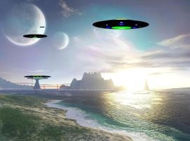 Ufo A Strange New World by RLPT07IDN