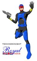 Technoknight - refined by Dangerman-1973