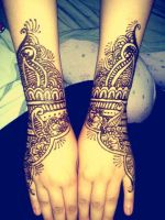 Henna Tattoo by RiotFreak