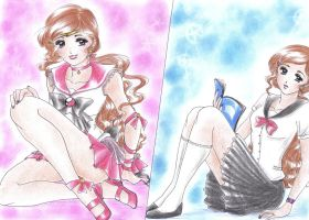Sailor Leto - contest entry by Toto-the-cat