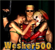 NEW ID by Wesker500