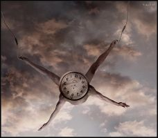 falling out of time by Simbelmine
