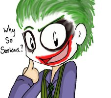 Joker by Doodlz18