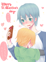 ::st.valentine's day:: by ninapon