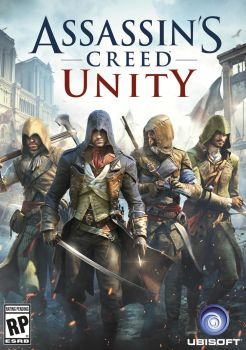 Assassin's Creed Unity cover by applejack324