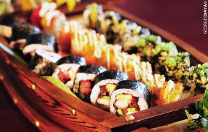 Sushi Boat by Gio-D