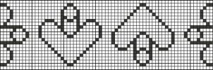 DDR Cross Stitch Pattern by moonprincessluna