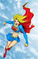 Supergirl Turner 2 by ESO2001 by topher208
