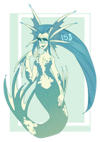 Aquamaid Adopt (Price lowered) by Scratchbite