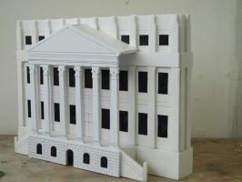 Mansion House Rough Model by Gem90