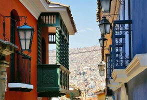 La Paz 1  Bolivia by CitizenFresh