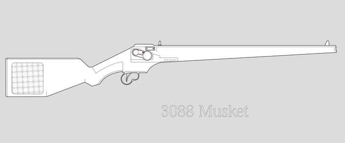 Proton Musket 3088 by Sapphire-industries