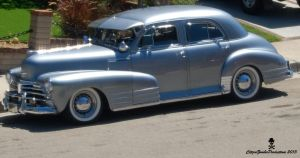Chevy Fleetline by CZProductions