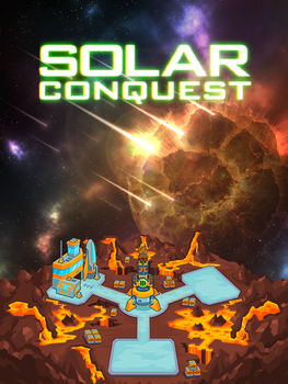 Solar Conquest by FlashGameArtist4Hire