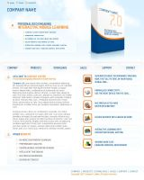 Mobile software website by Nas-wd