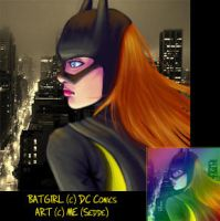 Batgirl Non-Remap by rehollys