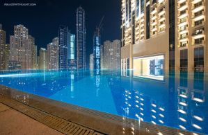 Pool in the Sky by VerticalDubai