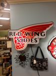 Red Wing Shoes sign by JamestheRedEngine91